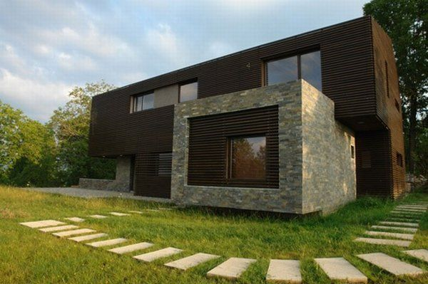 casa talea 1 Private Wooden Residence in Romania: Style and Diversity