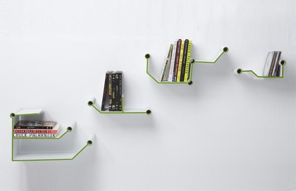 Short Circuit Shelf by Alexandra DiCairano