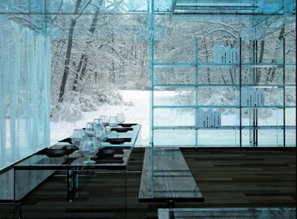 glass concept house 05 y5suG 22976 How Do You Feel About Living in a Glass Home?