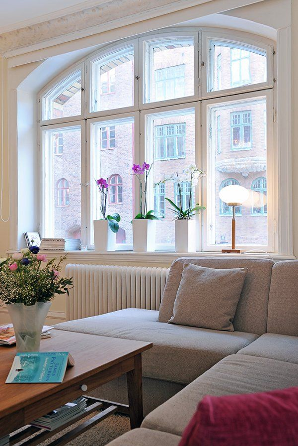 Beautiful Apartment Interior Design In Sweden