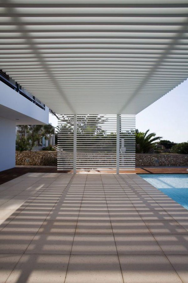 menorca 190110 011 Beautiful House By The Pool by Dom Arquitectura