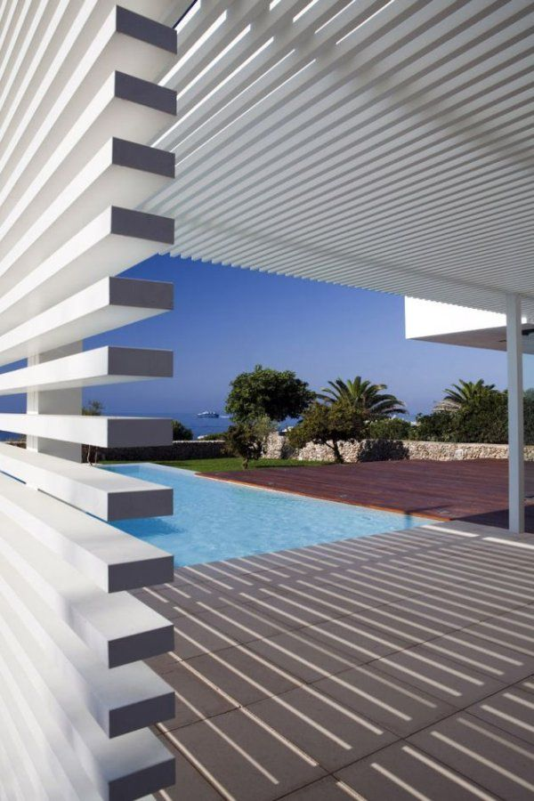 menorca 190110 012 Beautiful House By The Pool by Dom Arquitectura