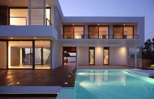 menorca 190110 02 Beautiful House By The Pool by Dom Arquitectura
