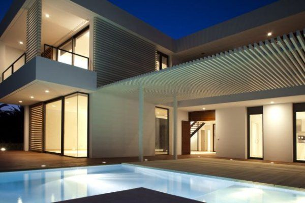 menorca 190110 04 Beautiful House By The Pool by Dom Arquitectura