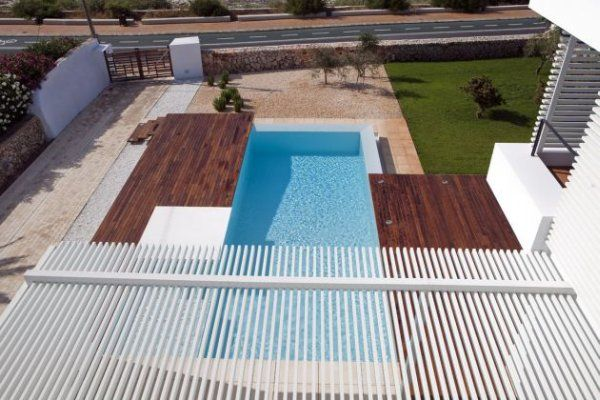 menorca 190110 09 Beautiful House By The Pool by Dom Arquitectura
