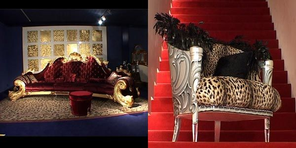 michael jackson furniture Michael Jackson Wired Interior Design Ideas