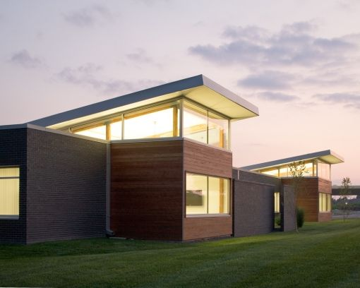 Sustainable Architecture: R.B. Murray Office Building in Missouri
