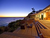 waterfront vacation home plans encinal bluff 1 170x130 Expressive Vacation House Composed of Surprising Geometric Volumes