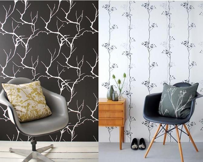 Inspirational Wallpapers Ideas from Ferm Living