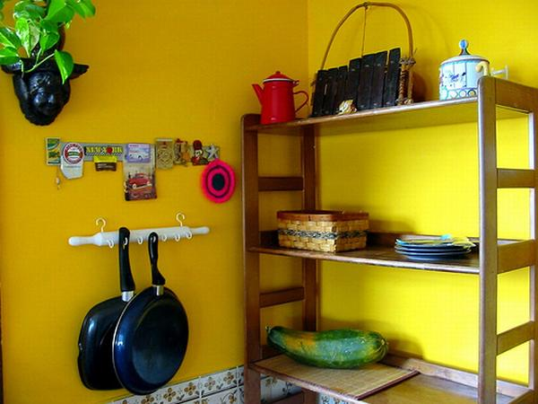 15 Yellow Inspiring Interiors
