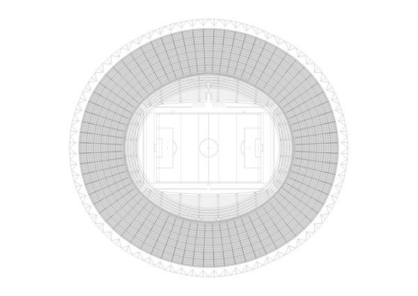 1261499706 1972 floorplan levelrv a1 m500 72dpi Greenpoint Stadium   to House South Africa World Cup in 2010