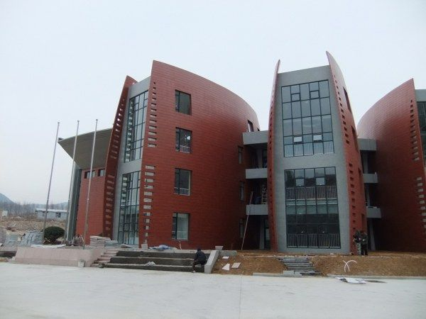 1265892816 2 Preschool Project in China from Debbas Architecture