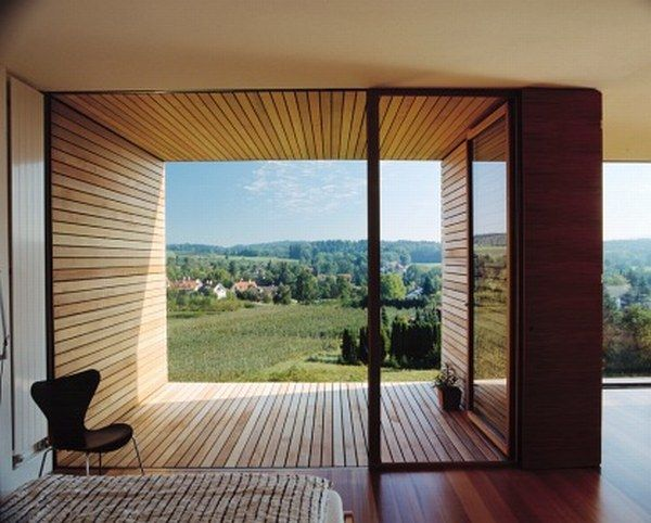 7 Wood   Box With View Residence from K M Architektur