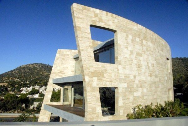 CastleRock House in Turkey