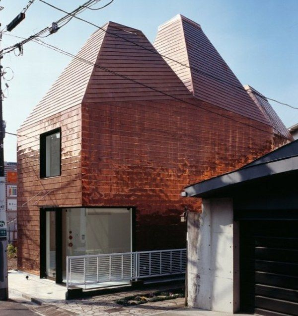 Fujitsubo, an Unusual Architecture Design from Archvision