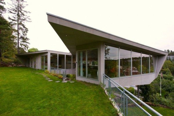 EdgeHouse 2 960x6421 The Edge House in Norway by Jarmund/Vigsnæs   AS Architects MNAL
