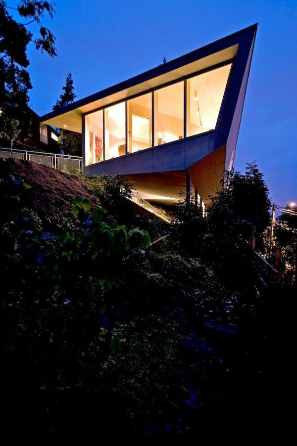 EdgeHouse 8 The Edge House in Norway by Jarmund/Vigsnæs AS   Architects MNAL