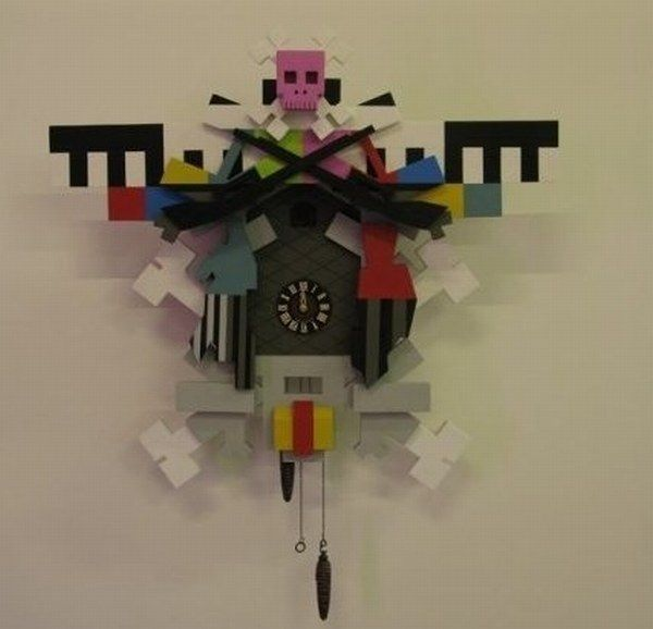 Cuckoo Clocks: Unusual Art from Stefan Strumbel