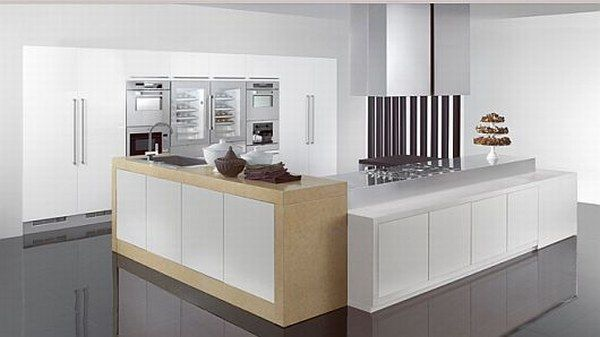 Hungry for Quality in Design? 22 Kitchen Ideas from Tecnocucina