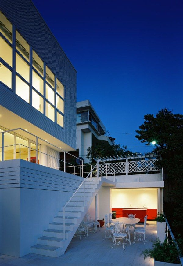 Y Residence by Kidosaki Architects yatzer 3 Breathtaking Views Of the Pacific  : Y Residence by Kidosaki Architects