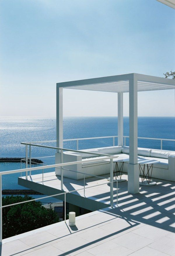 Y Residence by Kidosaki Architects yatzer 5 Breathtaking Views Of the Pacific  : Y Residence by Kidosaki Architects