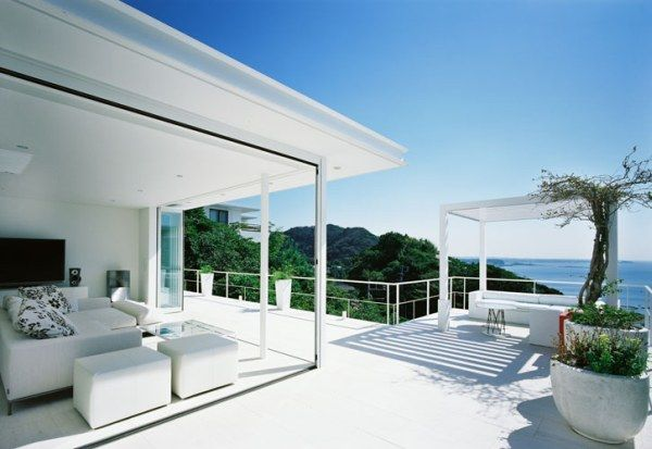 Y Residence by Kidosaki Architects yatzer 7 Breathtaking Views Of   the Pacific  : Y Residence by Kidosaki Architects