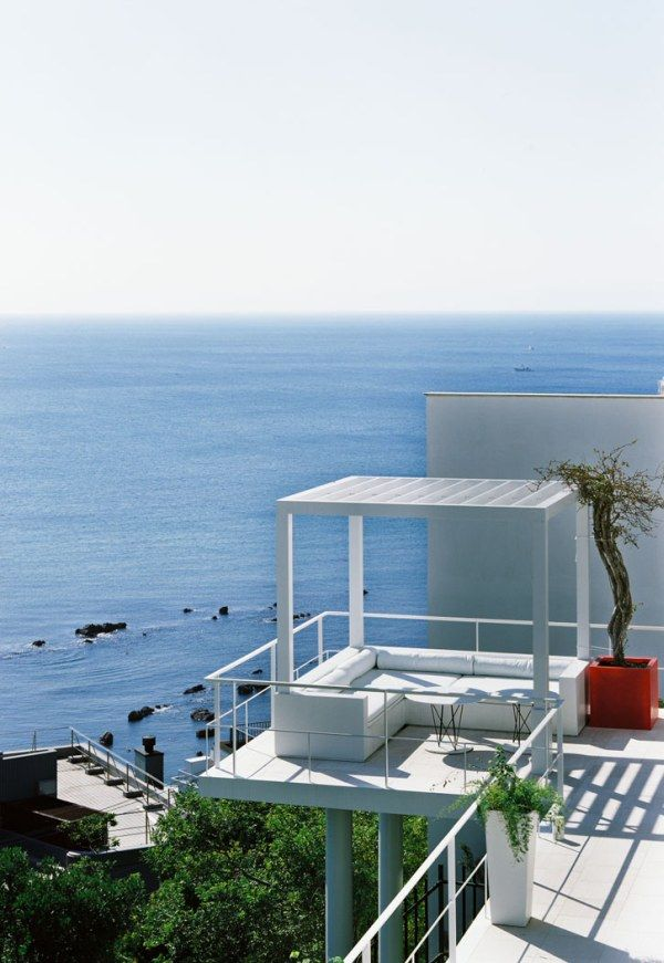 Y Residence by Kidosaki Architects yatzer 9 Breathtaking Views Of the Pacific  : Y Residence by Kidosaki Architects