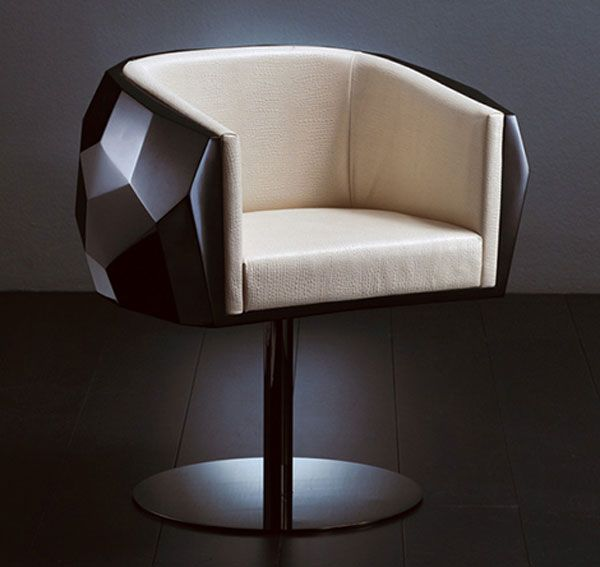 crystal chair Really Modern Chair : Crystal Chair from Fendi Casa