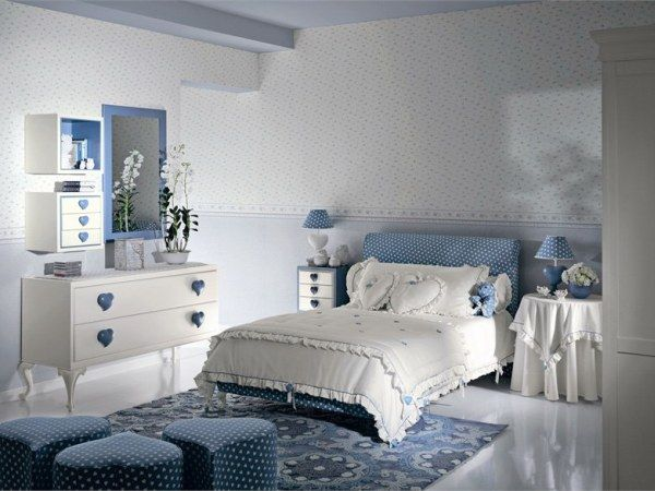 Girls Bedroom Decorating