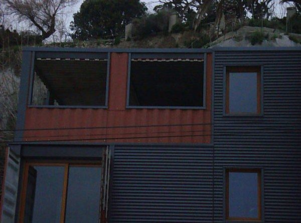 house built from containers23 Amazing House Built from Shipping Containers