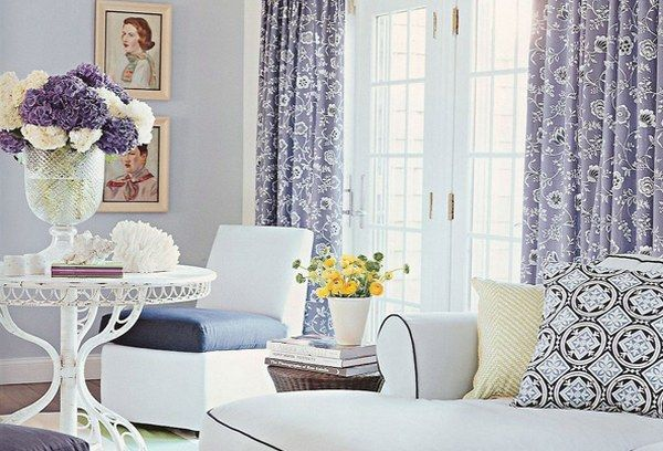 15 Colorful Interior Arrangements From John Loecke
