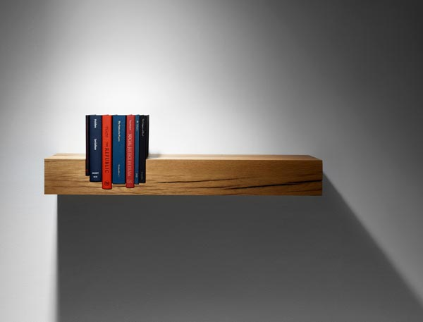 Juxtaposed: Power Shelf by Mike and Maaike