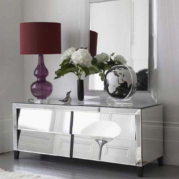mirrored furniture12 Mirrored Furniture : Think It Will Ever Get Old?