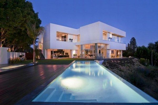 nightingale house 582x386 21 Amazing Pool Ideas For Contemporary Houses