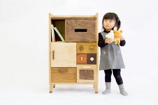 Inovative Children's Furniture from Masahiro Minami