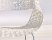 swing chair2 170x130 Vivid and Colorful Stacking Chair Design: Juicy by Angelo Tomaiuolo