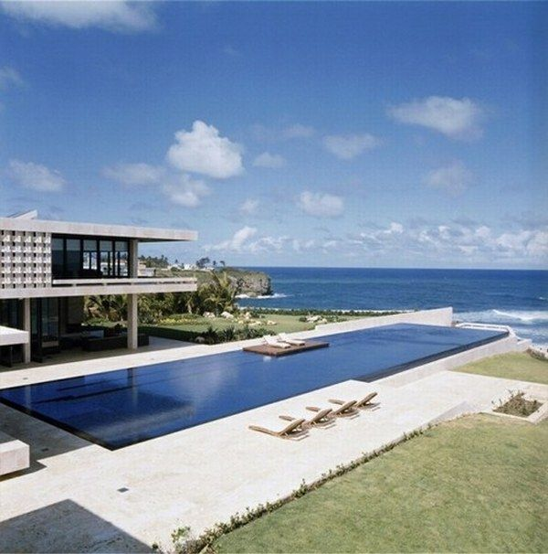 tumblr kw095997Jk1qzpe8uo1 500 21 Amazing Pool Ideas For Contemporary Houses