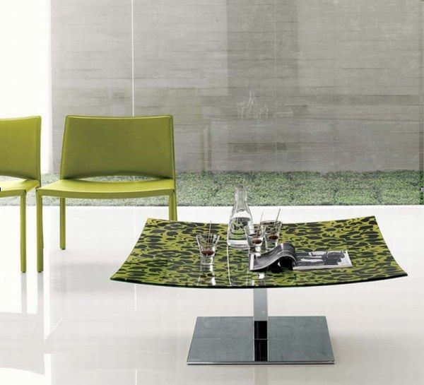 Colorful Modern Coffee Table: Interior Design: Top 20 Unique Contemporary Coffee Tables