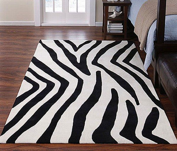 Animal Print Decor: 17 Zebra Print Interior Design Ideas