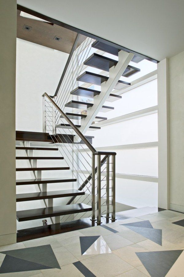 1267123516 freeman atlantic stair 665x1000 Kowalewski Residence, A Rigid Place to Live In Or A Cool Modern House?