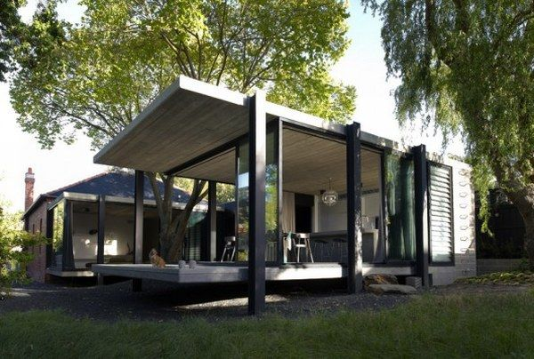 ELM & Willow House, An Inside Out Design from Architects Eat