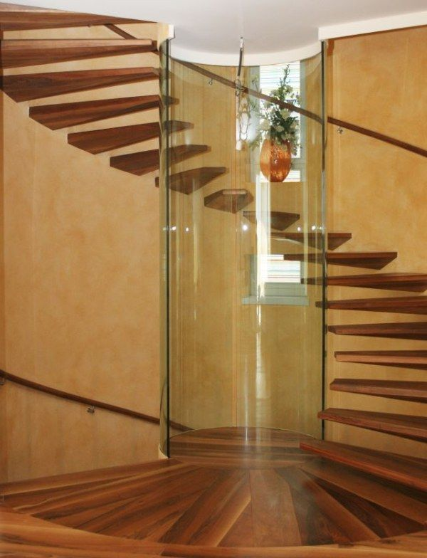 Europa gew. acryl1 16 Contemporary Stairway Models From Siller Stairs