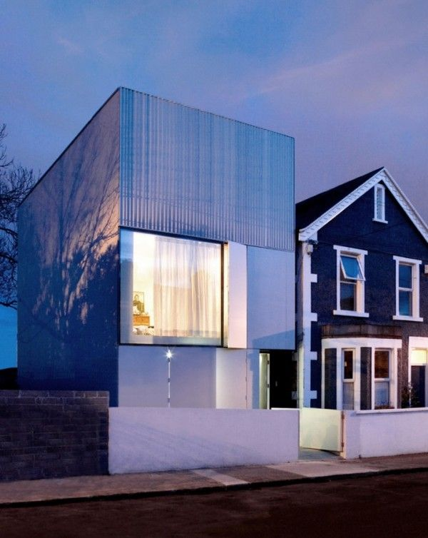 Grangegorman Residence by ODOS Architects 2 600x754 The Grangegorman Residence by ODOS Architects