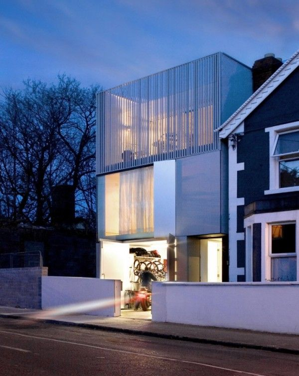 Grangegorman Residence by ODOS Architects 3 600x754 The Grangegorman Residence by ODOS Architects