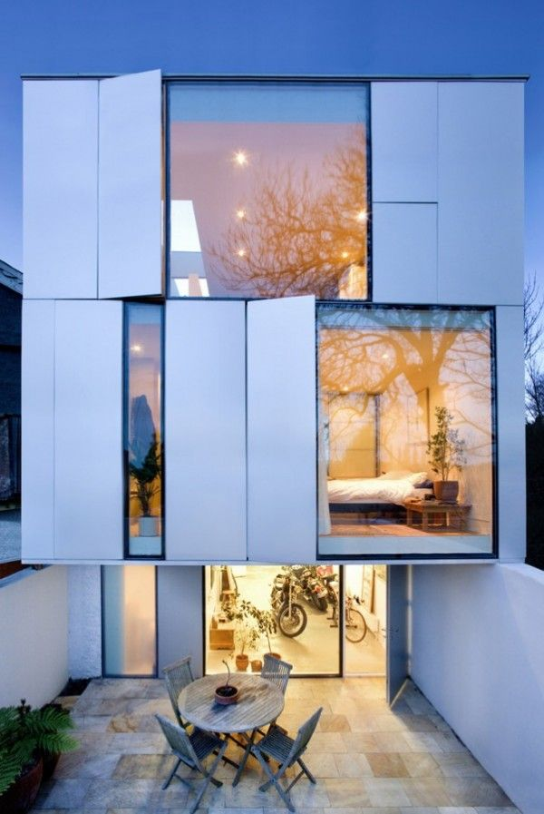 The Grangegorman Residence by ODOS Architects