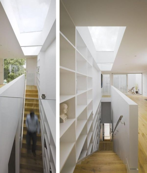 The Sun House By Guz Architects A Hevean Of Green In: The Grangegorman Residence By ODOS Architects