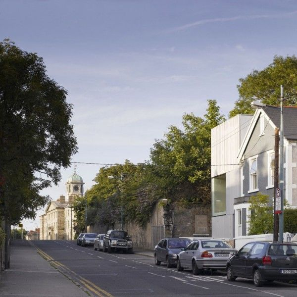 Grangegorman Residence by ODOS Architects 8 600x600 The Grangegorman Residence by ODOS Architects