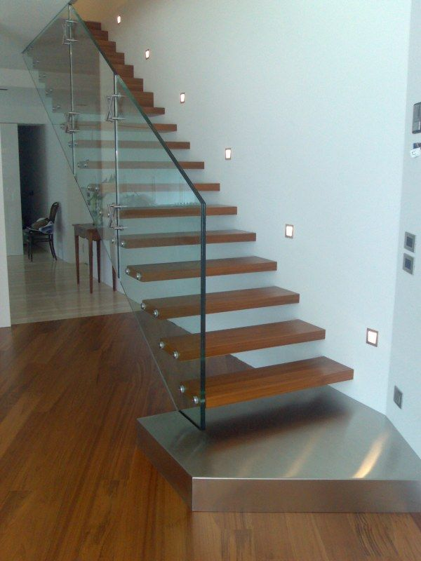 Mistral Raffaela1 16 Contemporary Stairway Models From Siller Stairs