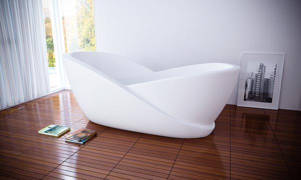 Infinity Bath : Combining High Design with Technology