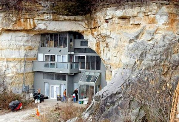 Home in a Cave: Crazy or Genius?